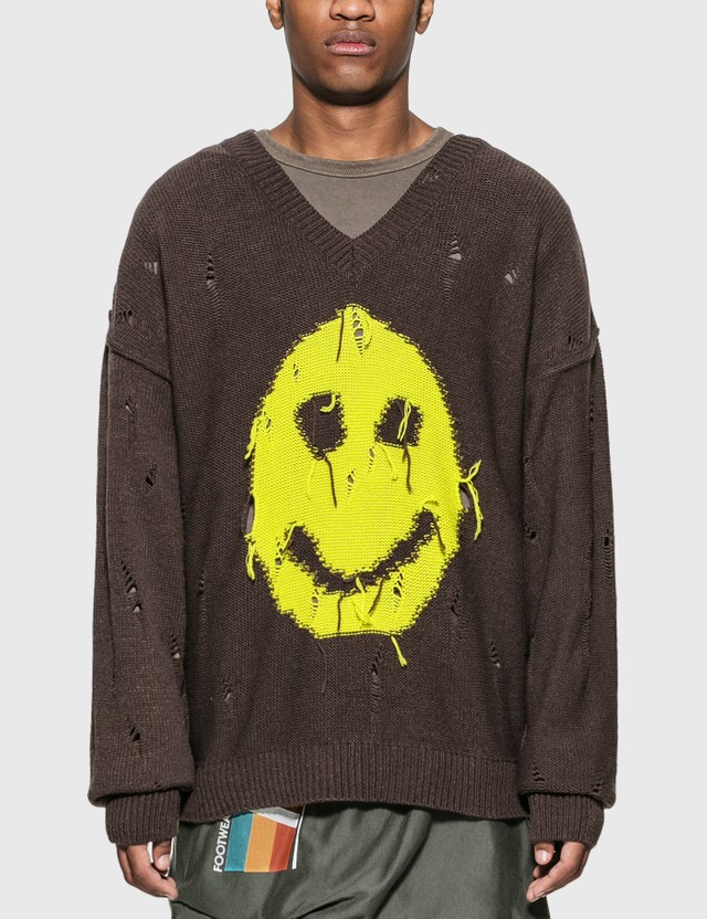 Misbhv Smiley Sweater