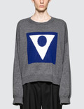 Maison Margiela Jersey Inlay Show Sweater Picture