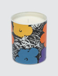 """Ligne Blanche Andy Warhol """"Flower"""" Neroli/Litchi/Musk Perfumed Candle Picture"""