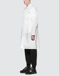 Prada Nylon Trench Coat