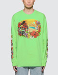Stussy Hellshire Pig. Dyed L/S T-Shirt Picture