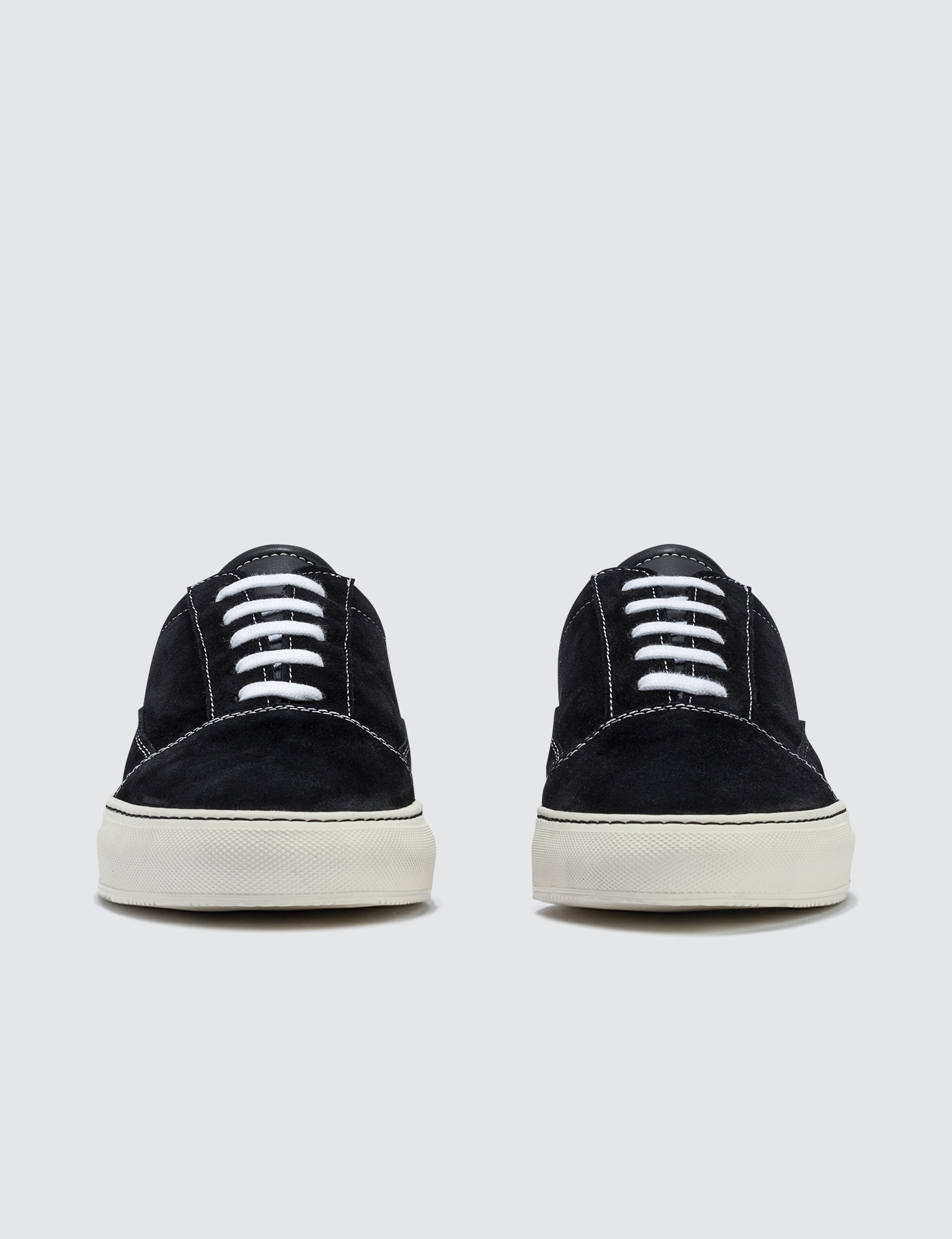 Common Projects - Skate Low In Suede | HBX