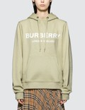 Burberry Logo Hoodie Picture