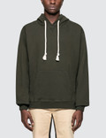 JW Anderson Embroidered Hood Logo Hoodie Picture