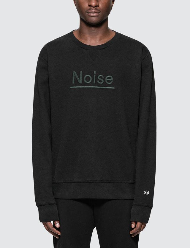 Champion Reverse Weave Wood Wood x Champion Noise Sweatshirt