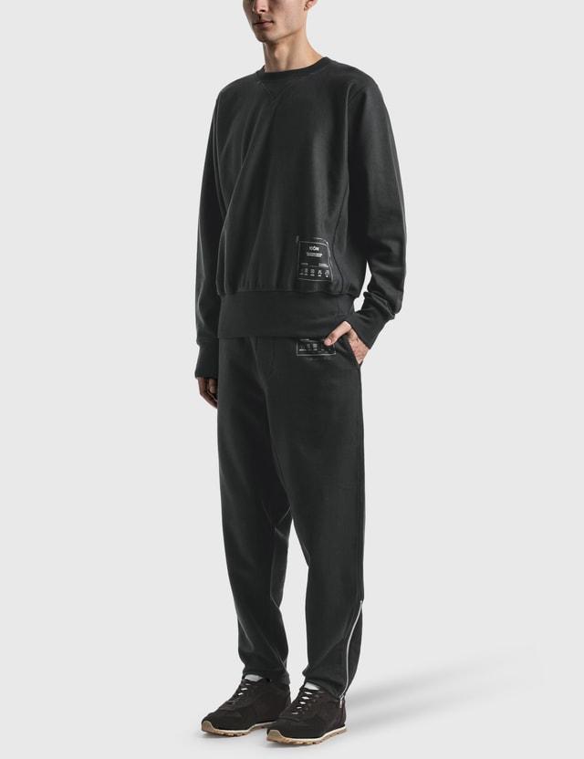 Maison Margiela Care Label Sweatshirt Anthracite Men