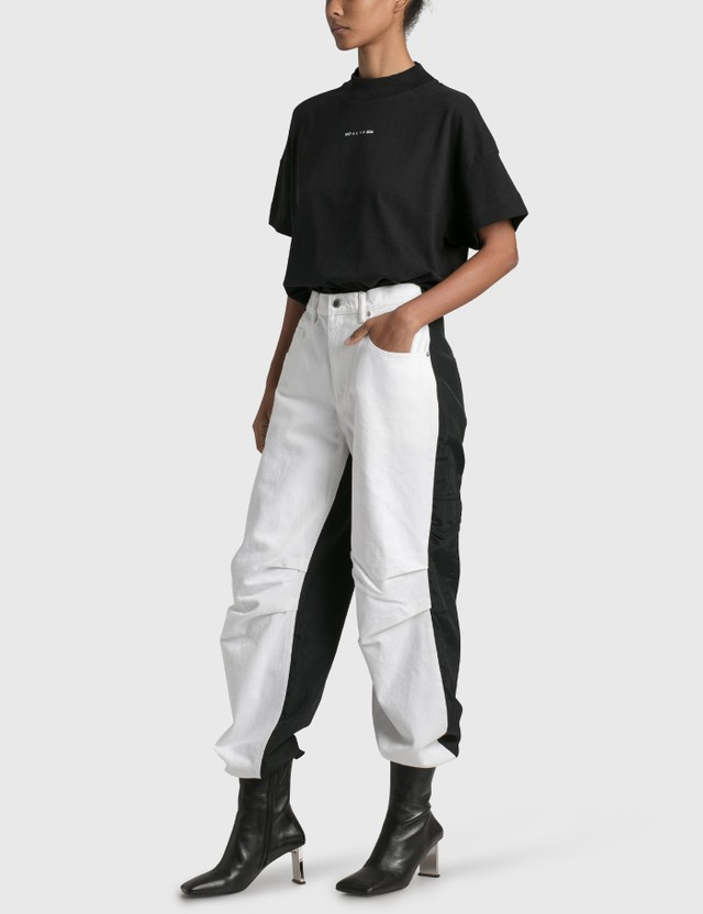 1017 ALYX 9SM Mockneck T-shirt Black Women