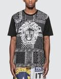 Versace Bandana Print T-shirt Picture