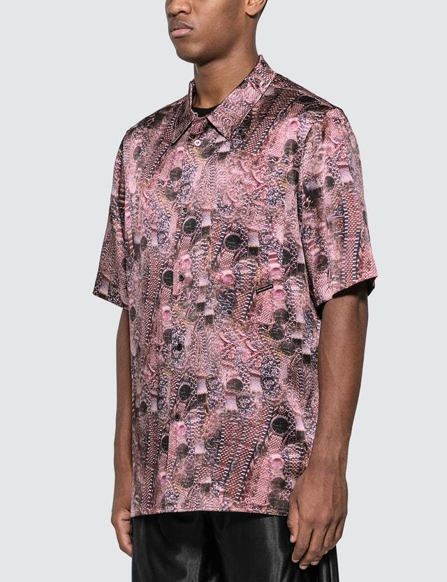Alexander Wang Printed Silk Shirt