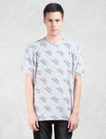 Cheap Monday Schizo Cascade T-Shirt Picutre