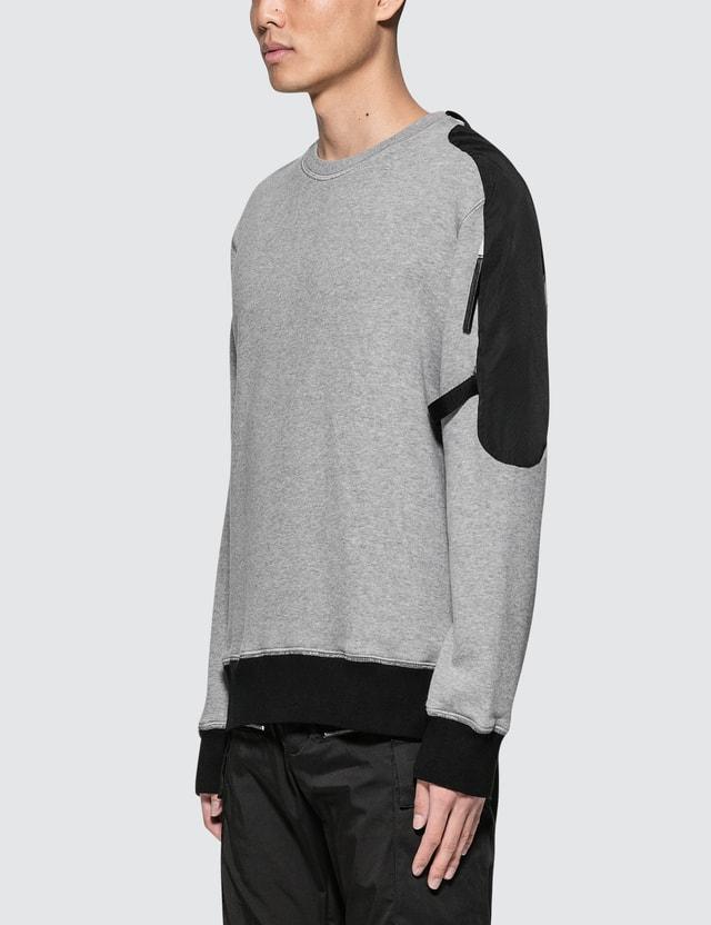 1017 ALYX 9SM Velcro Sweatshirt