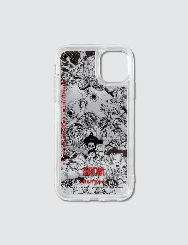 Nana-nana AKIRA ART OF WALL x nana-nana iPhone Case 11 Pro