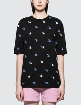 McQ Alexander McQueen Boyfriend T-shirt