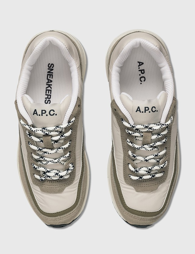 A.P.C. Mary 스니커즈 Aab Blanc Women