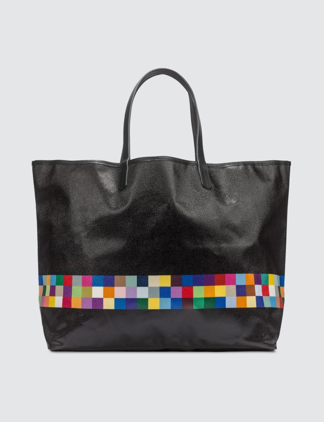 uniform experiment Color Chart PVC Tote Bag