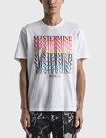 Mastermind World Multi Logo T-shirt White Men