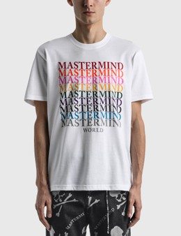 Mastermind World Multi Logo T-shirt