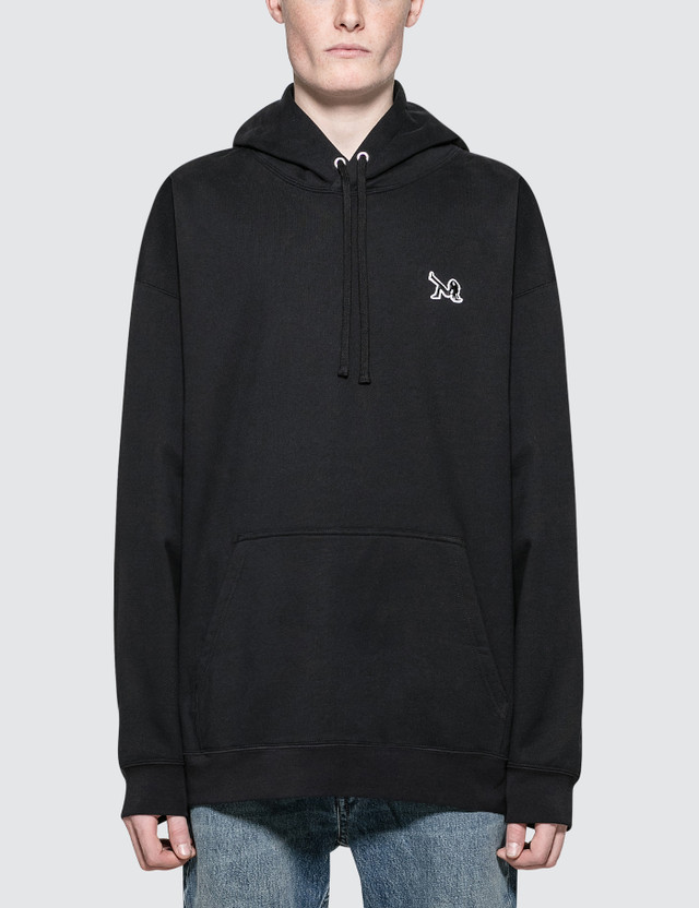 CALVIN KLEIN JEANS EST.1978 Icon Embroidery Hoodie