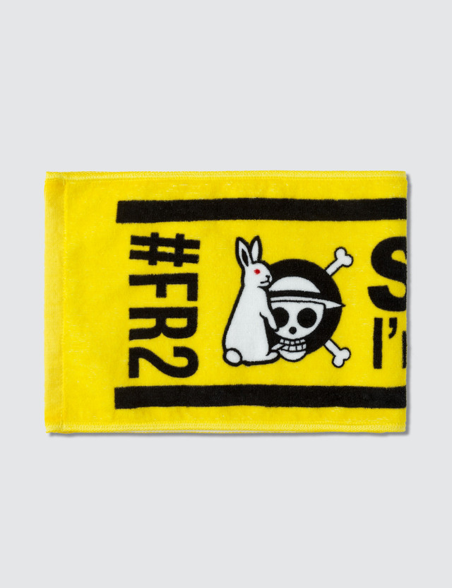 #FR2 One Piece x #FR2 Towel