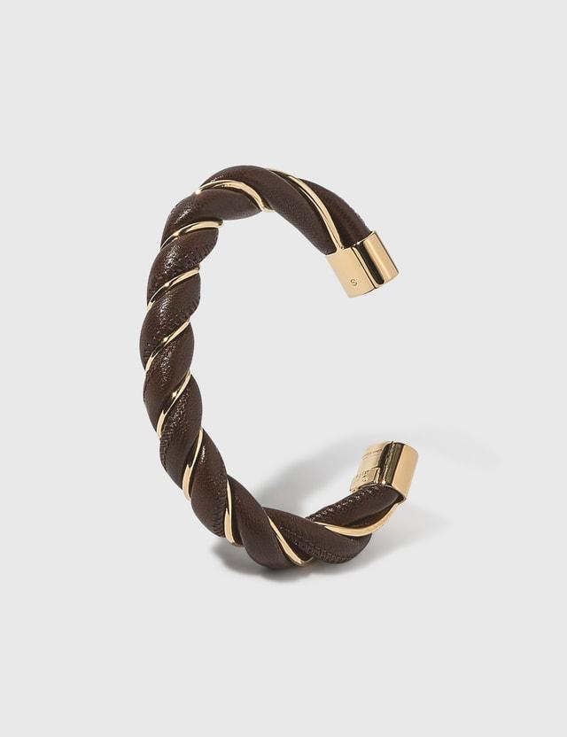 Bottega Veneta Twist Bracelet