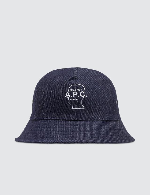A.P.C. Denim Bucket Hat