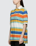 Have A Good Time Colorful Boarder Polo Shirt