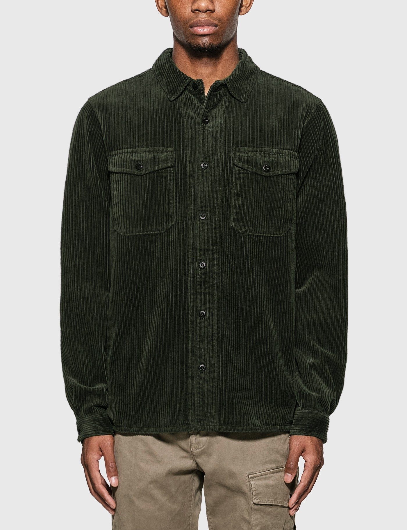 Cordurory Overshirt