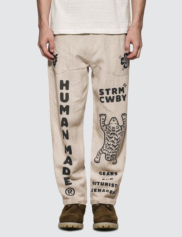 Human Made Deck Pants