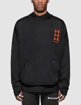 Palm Angels Under Armour x Palm Angels Loose Hoodie