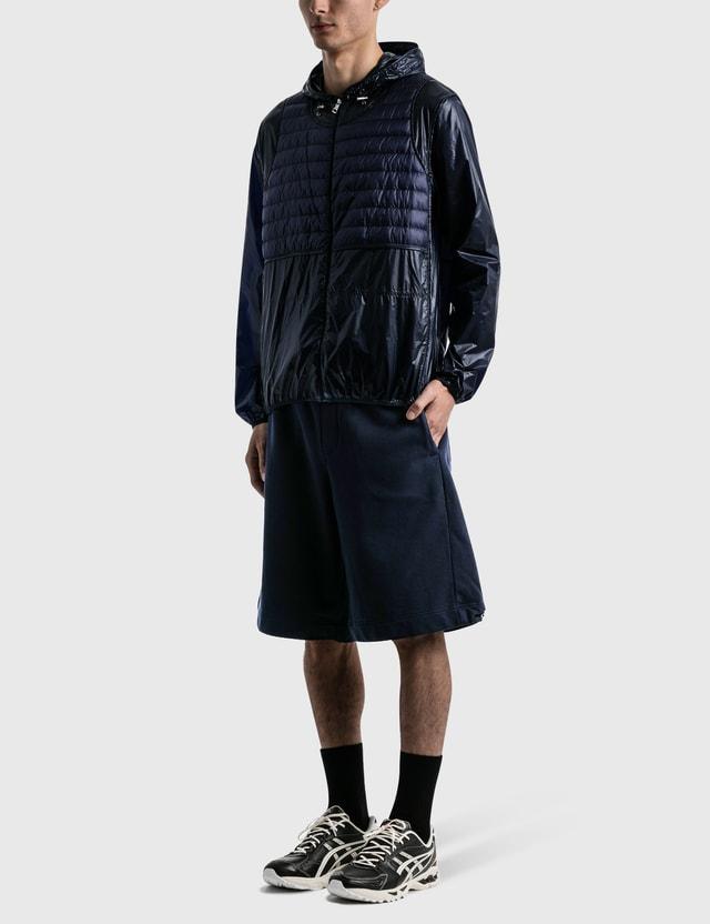 Moncler Genius 5 Moncler Craig Green Sweat Shorts Navy Men