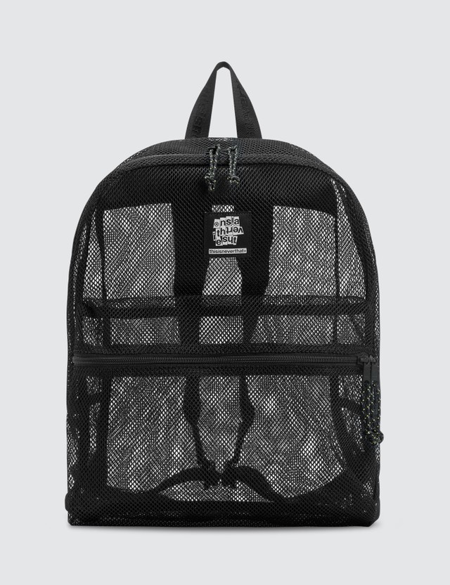 Thisisneverthat Mesh Backpack