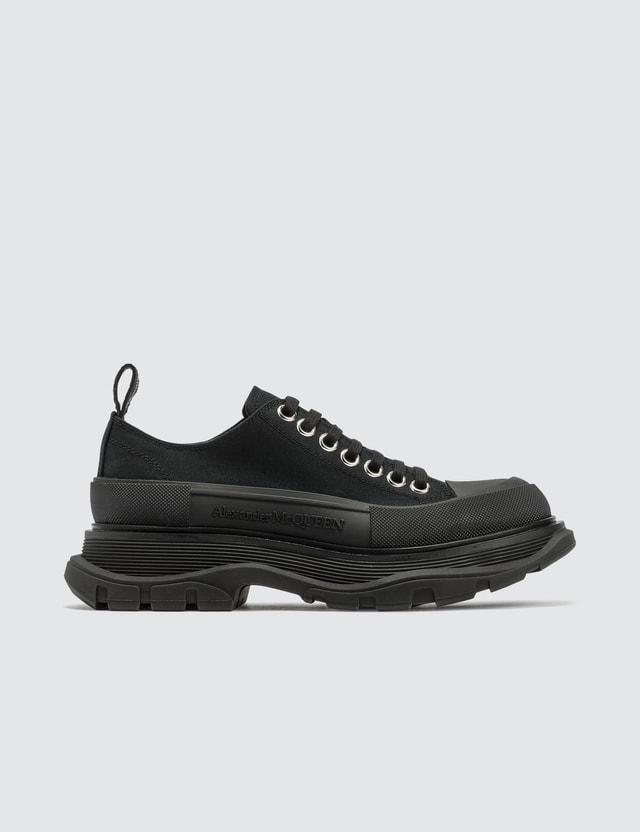 Alexander McQueen Fabric Sneaker