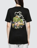 RIPNDIP Flower Burst Short Sleeve T-shirt Picture