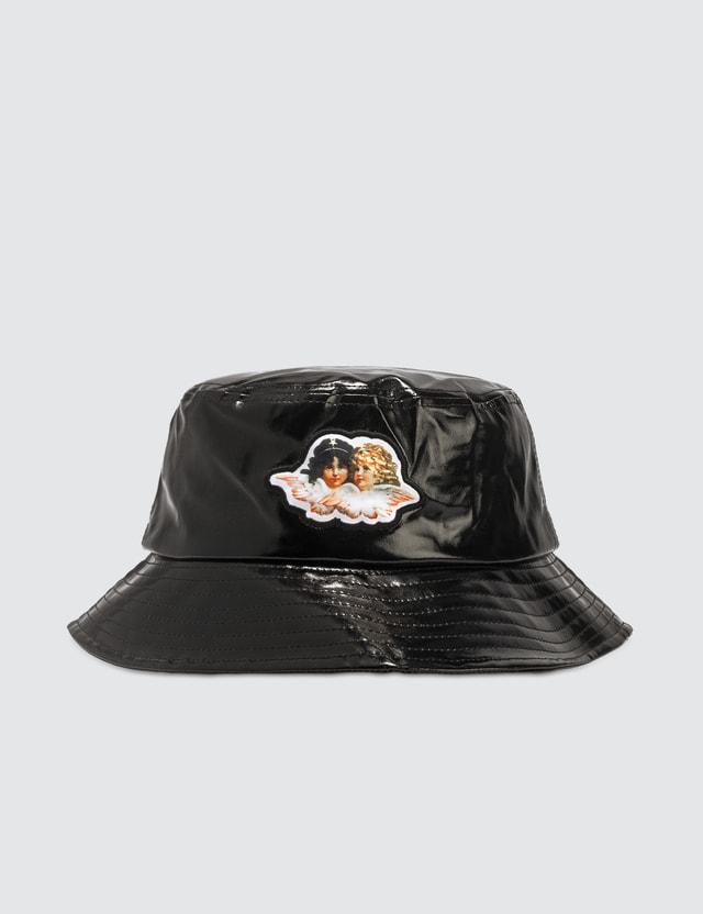 Fiorucci Vinyl Bucket Hat