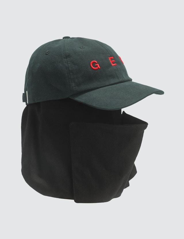 GEO Detachable Logo Hat