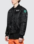 Richardson Reversible Ma-1 Jacket