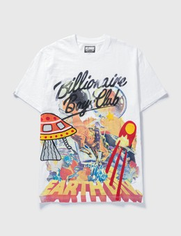 Billionaire Boys Club BB Battle Earth T-shirt