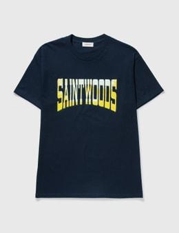 Saintwoods Big Mountain Logo T-shirt