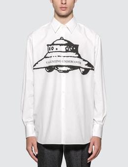 Valentino Valentino x Undercover Oversized UFO Shirt