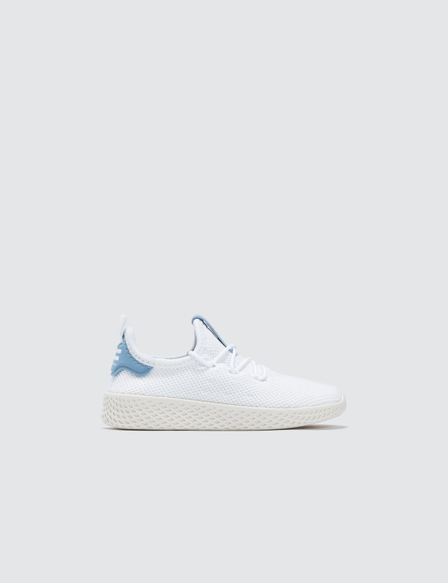 Adidas Originals Pharrell Williams x adidas PW Tennis Hu Infants White/chalk White Kids