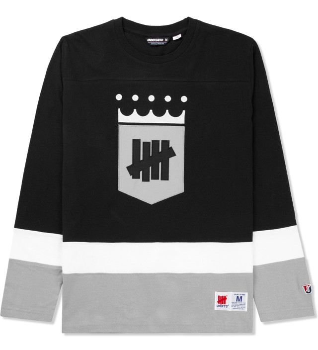 Undefeated Black Inter League Jersey