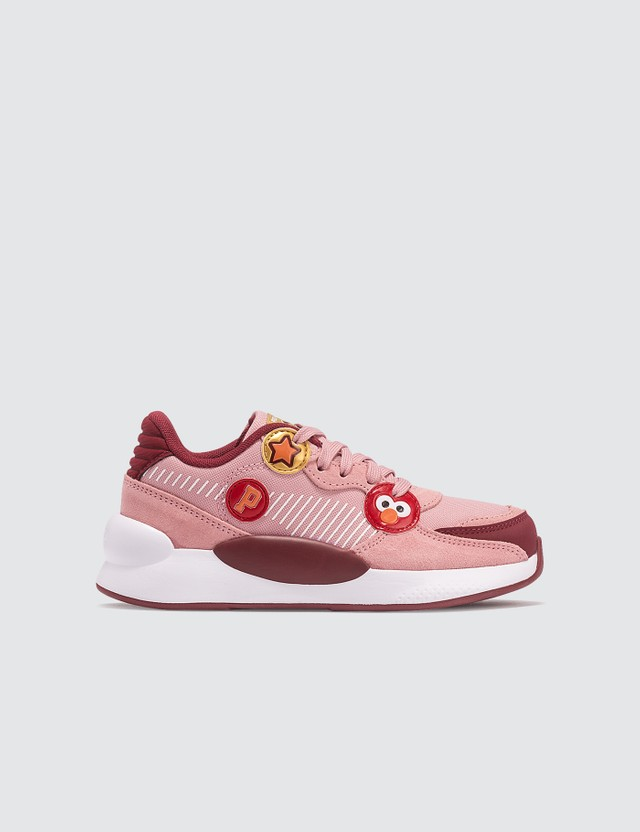 Puma Puma x Sesame Street 50 Rs 9.8 (Kids) Bridal Rose Kids