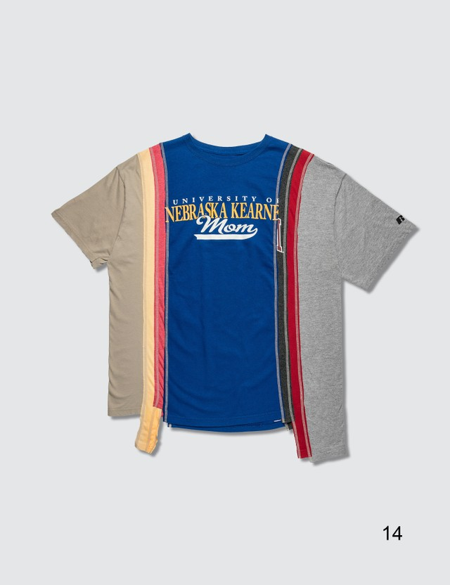Needles 7 Cuts College T-Shirt