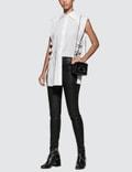 Helmut Lang Buckled Shirt.crisp
