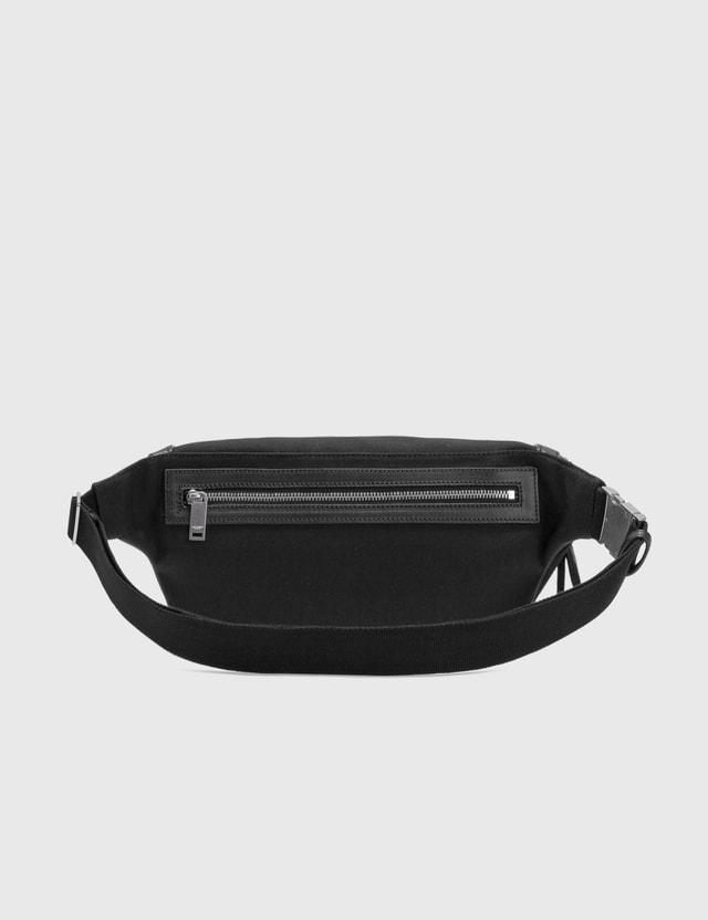 Saint Laurent Classic Belt Bag In Canvas