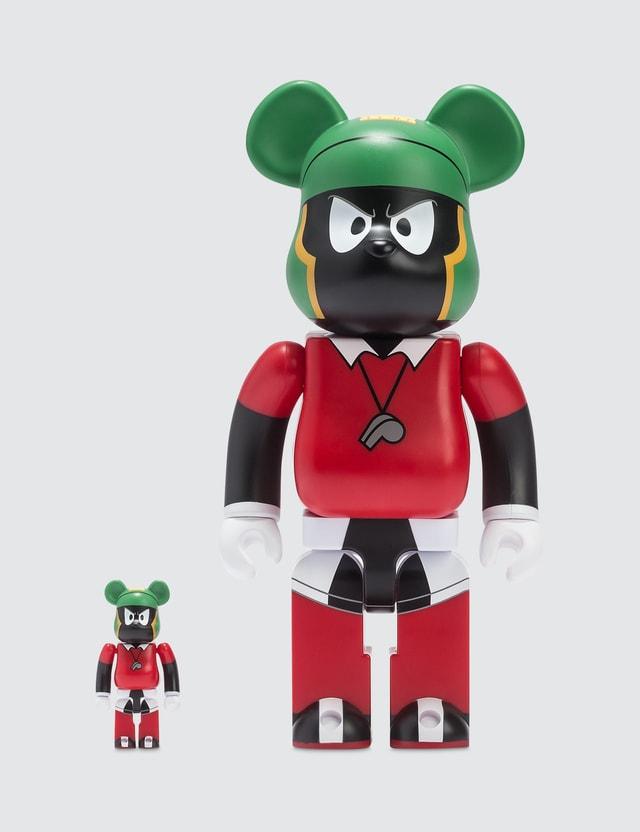 Medicom Toy Be@rbrick 100% & 400% Marvin The Martian Set