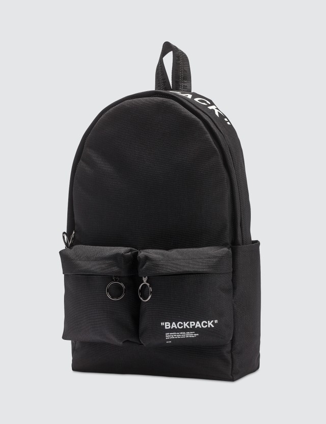Off-White Quote Backpack