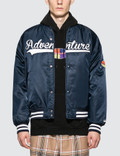 Thisisneverthat Adventurer Varsity Jacket Picture