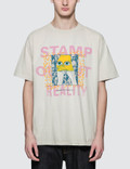Brain Dead Stamp Out Reality S/S T-Shirt Picture