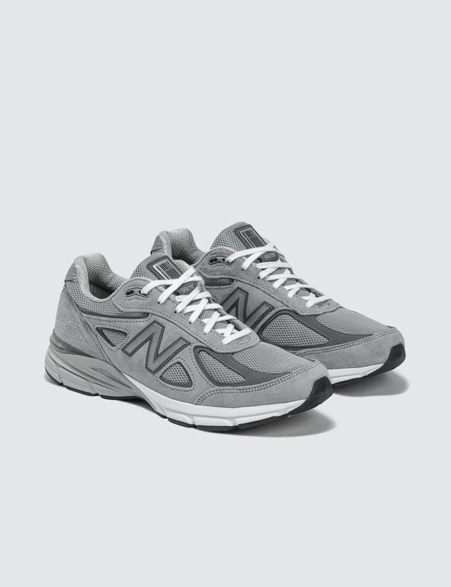 New Balance Made In USA 990 V4